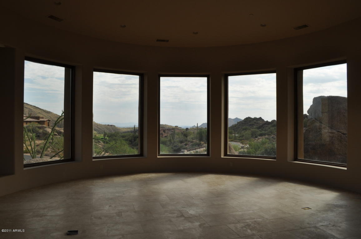 Scottsdale desert mountain foreclosure deal 41247 n - House with a view ...