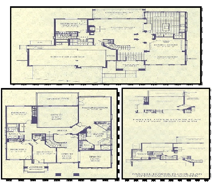 Ladera floorplan armonico by centex homes for sale in for Arizona house plans