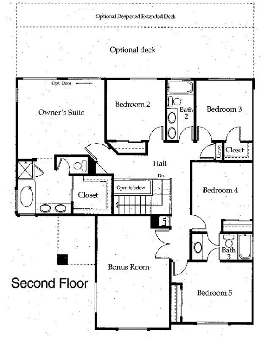 eagle ridge floor plan 3355 by shea homes in mcdowell
