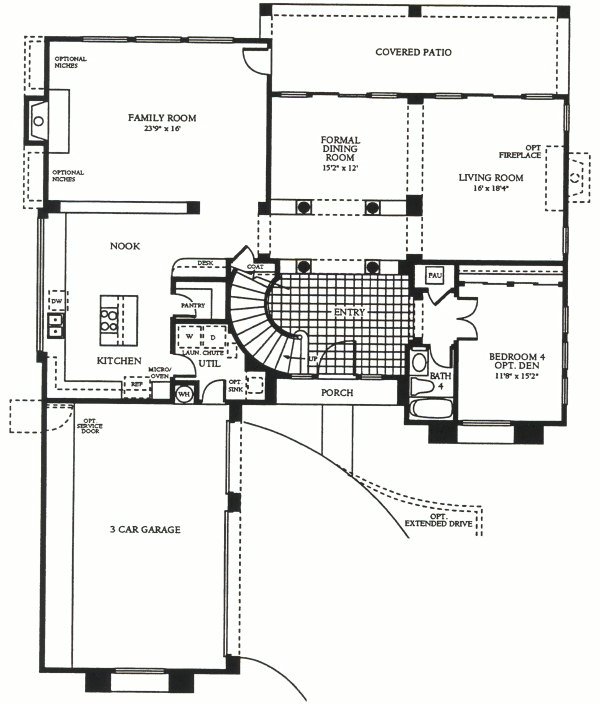 Camelot Homes Floor Plans Dc Ranch Home Plan
