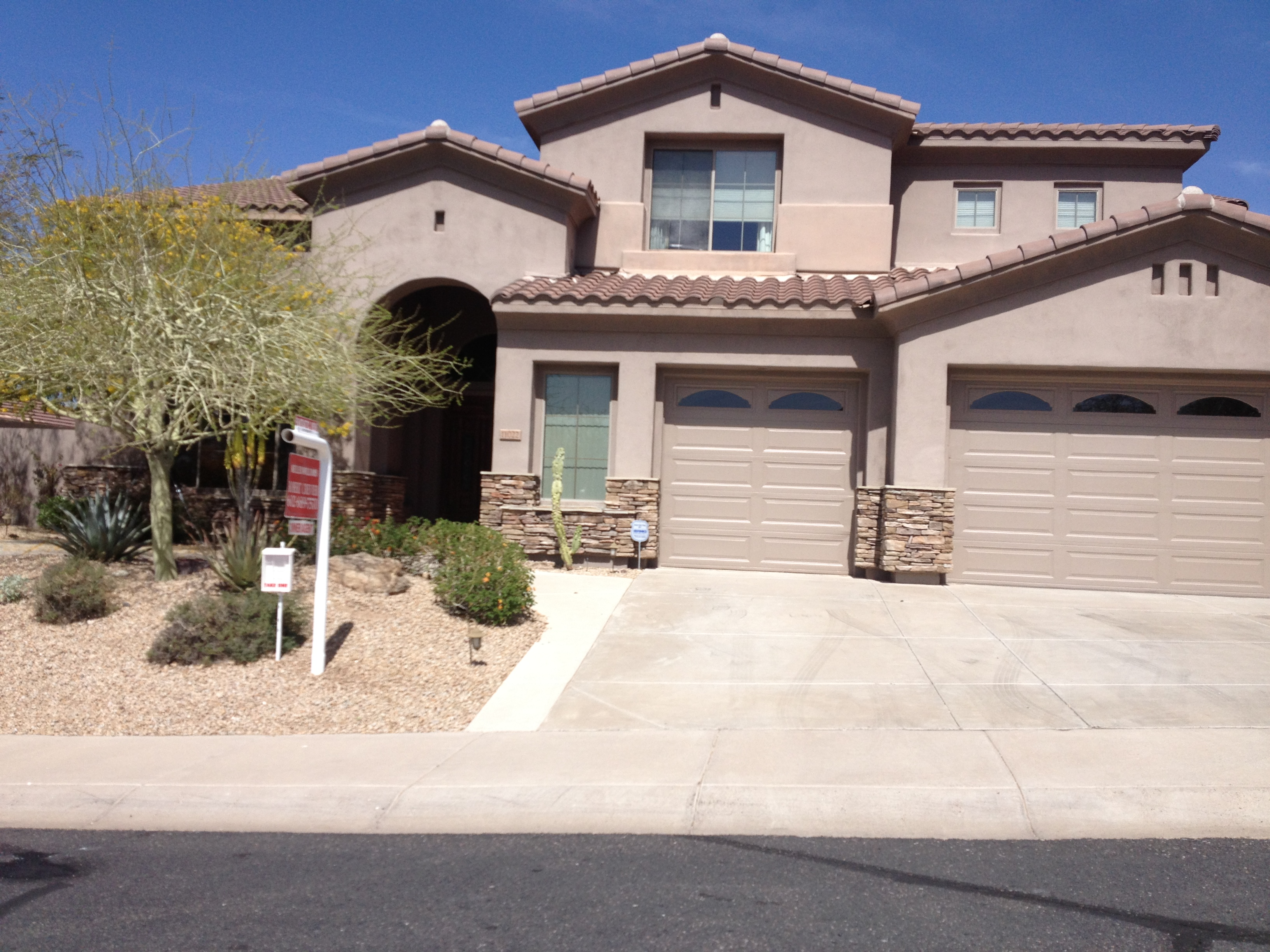 6 Bedroom Home For Sale In Sienna Canyon At Mcdowell